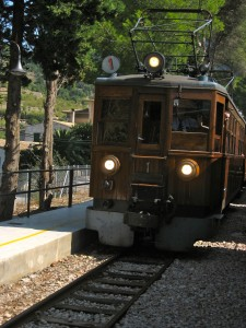 The train to Soller