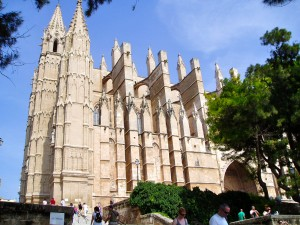 Sept 25, Palma Cathedral