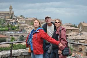 May 4: Montalcino, Italy on May 4