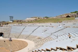 April 21: Greek Theatre
