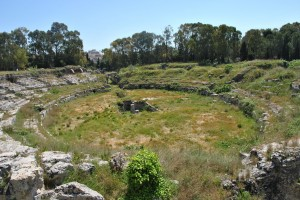 April 21: The Roman Amphitheatre