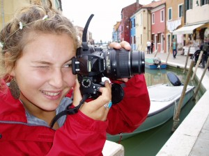 May 2: Burano is a photographer's delight.